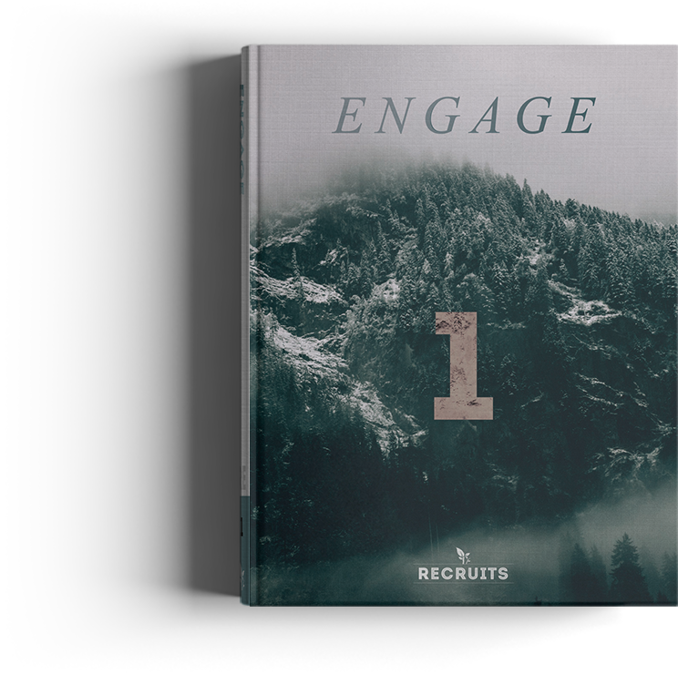 Recruits boek - Engage